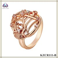 Girl And Animal Sex Gold Jewelry For People Spider Shape Rose Gold Ring