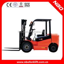 NBO 3 ton forklift truck price, price for rough terrain forklift