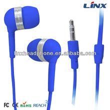earphone plug earbuds fashion dj stereo earphone promotional earphone