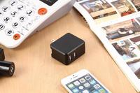 Plastic usb stick mobile phone charger US version 8.4v li-ion battery charger