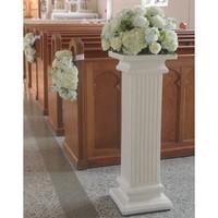 Wholesale decorative wedding columns with best price
