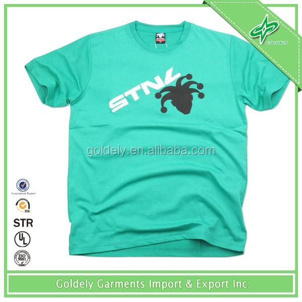 Custom T Shirt From China Factory Custom T Shirt Price