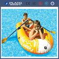 baratos pvc barco inflável com o remo