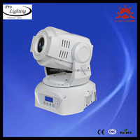 mr16 led spot light/China factory excellent quality gobo follow spot light luminus spot 60W LED moving head/laser spot lights