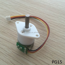 15mm 5v mini stepper gear motor