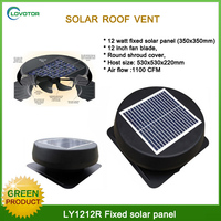 fireproof energy solar green ventilation exhaust fan for poultry