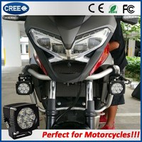 Energy Saving Version !!! Market Newest auto truck motorcycle accessory 12V 24V long lasting Motorcycle LED Driving Lights
