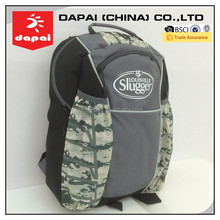 New Polyester Backpack Fashion Camouflage backpack