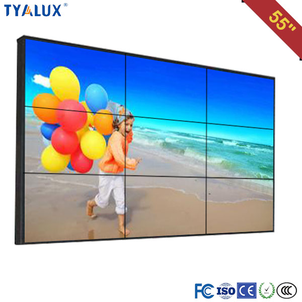 2X2, 3x3 реклама 49 дюймов TFT DID lcd-видеостена объявления