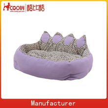 COO-2020-1 China Supplier Small MOQ Wholesale Pet Products Pet Toy Dog Bed
