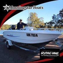 5m aluminum speed boat for sale