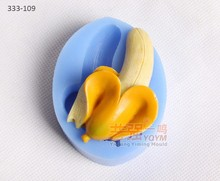 silicone cake mould banana,fondant cake decorating tools, kitchen tools utensils