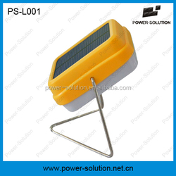 Solar led lite for reading use with 2 brightness