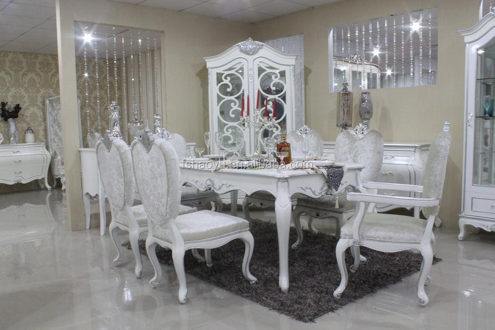 Emejing Comedor Blanco Ideas - Casa & Diseño Ideas - sffreeschool.com