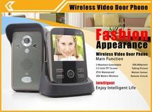 Outdoor Panel for door phone digital access control video doorphone door stopper with alarm