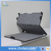 For ipad mini heat press flip cover case for tablet with micro fiber cover