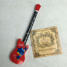 Fashion Guitar ball pen for school promotional,guitar shape pen for gifts