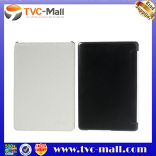 White for Sony E-Book Reader PRS-T3 Slim Leather Protective Case