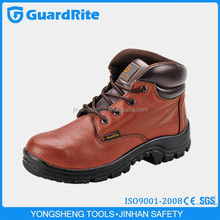 GuardRite Brand Good Quality And Low Price Steel Toe And Plate Comfortable Acidproof Active Safety Shoes