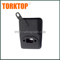 tools parts muffler for brush cutter lawn mover