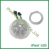 CE, RoHS round digital 35mm 9pcs led pixel dot light - ic ucs1903