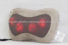 Terciopelo cubierto Mini masajeador eléctrico