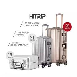 aluminum trolley case luggage bag suitcase aluminum suitcase with reasonable price travelmate suitcase