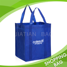 Promotional Shopping Die-cut Handle Recycle Nonwoven Bag