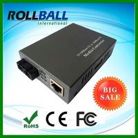 Wholesale alibaba OEM service full/half multimode fiber ethernet transceiver duplex media converter