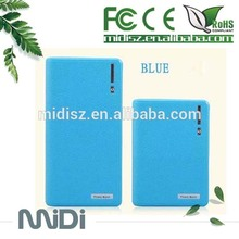 2015 hot design power bank with grade A 18650 battery charge