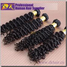 Popular items high quality virgin brazilian hair bundles cheap 100% virgin hair extensions deep wave