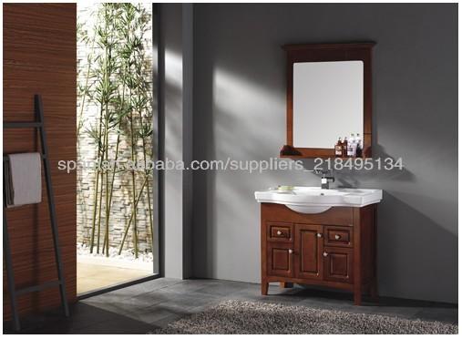 Gabinete Para Baño Madera:madera tocador del baño,muebles de baño-Cuarto de baño Gabinete