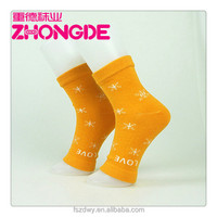 Fashionable pure cotton knitted open toe socks