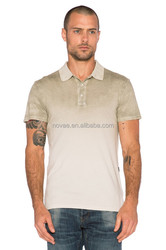 Woven Collar Polo Shirt Specification 100% Nylon Polo Shirt Fabrics For Polo-Shirt Wholesale