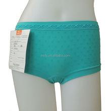 new style nice quality seamless woman underwear ladies panty ladies boxer ladies boyshort w/lace
