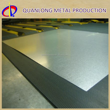 competitive price 6mm thick galvanized steel sheet metal