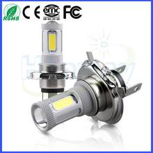 Upscale Market H4 COB LED Lamp For Car Fog Lamp High Power Auto H4 LED Lamp 80W 12V 24V