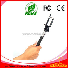 Hot selling high quality selfie stick, holding a selfie z07-1 stick