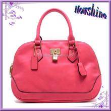 2015 spring stylish candy lady bag china manufacturer cheap handbag zipper closure high quality