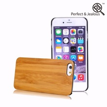 new product New fashinable cell phone bamboo case for iphone 6