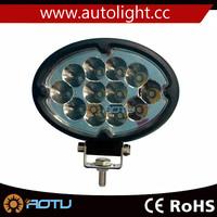 LED Work Light Round 36w Spot Light Off Road Truck Lamp
