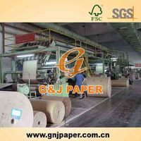 Production Line for Corrugated Medium Paper