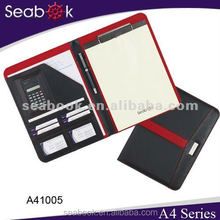 2015 Office A4 Portfolio With Calculator