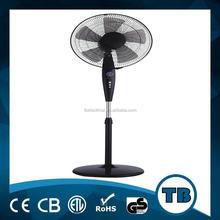 Ventilador oscilante, ventilación tipo ventilador de pedestal