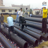 2014 factory price high quality PE pipe fitting Plastic Tubes irrigation pipe for agriculture