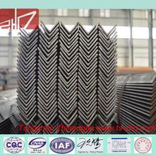 high quality standard angle iron dimensions, iron angle for sale