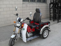 110cc mini tricycle handicapped disabled three wheel motorcycle for passenger