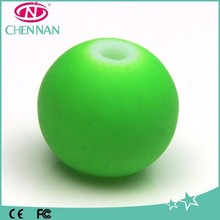 Fluorescent Rubber Ball For Jewelry Making