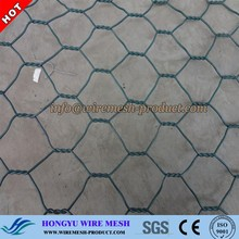 High quality PVC Coated Gabion box / Plastic coated gaibon baskets/Stone Cages