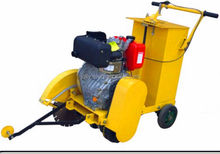 300A concretion saw cutter machine / concrete pavement cutters / road-surface cutting machine